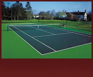 Athletic Field & Court Installation and Repair